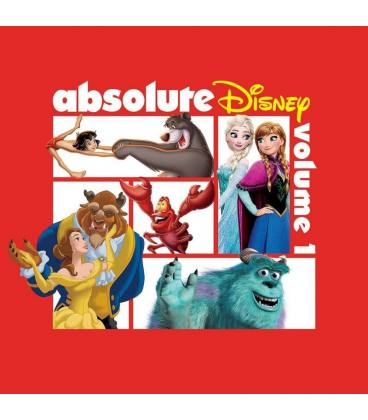 Absolute Disney Volume 1-1 CD