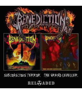 Subconscieus Terror + The Grand Leveller (2 CD DIGIPACK)