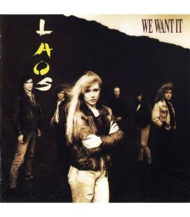 We Want It (1 CD)