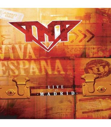 Live In Madrid - Dvd+Cd (1 CD+1 DVD)