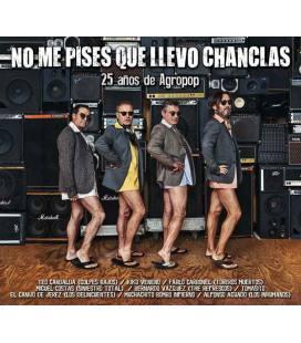 25 Años De Agropop-1 CD