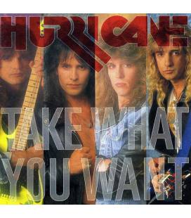 Take What You Want (1 CD)