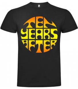 Ten Years After Logo Camiseta Manga Corta