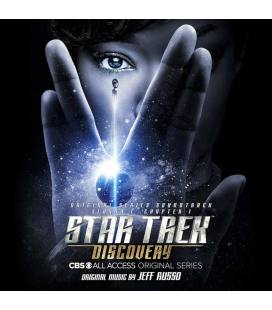 Star Trek Discovery-1 CD