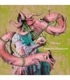 Monstres I Princeses-1 CD