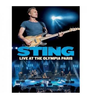 Live At The Olympia Paris-1 DVD