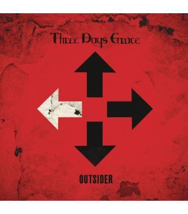 Outsider-1 CD