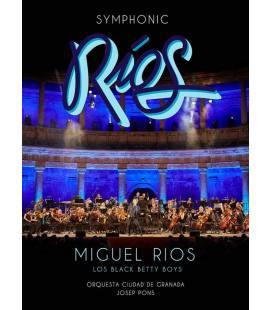 Symphonic Ríos-1 CD + 1 DVD
