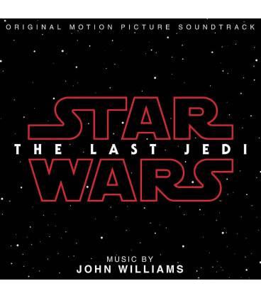 Star Wars - The Last Jedi-2 LP