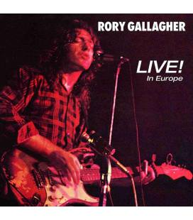 Live In Europe-1 LP