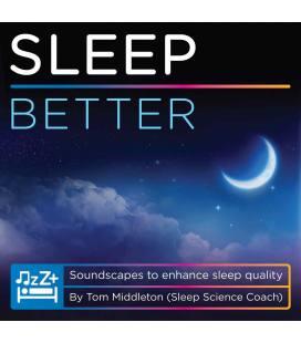 Sleep Better-1 CD
