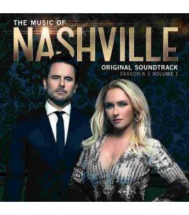 The Music Of Nashville Original Soundtrack Season 6 Volume 1-1 CD