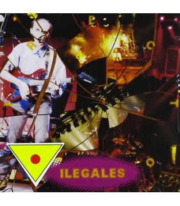 Ilegales En Directo-1 CD