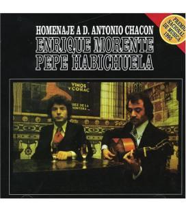 Homenaje Flamenco A Antonio Chacon -1 CD