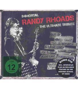 Immortal Randy Rhoads - The Ultimate Tribute-1 CD+1 DVD