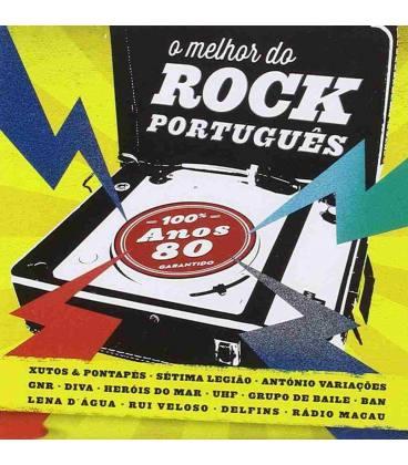 O Melhor Do Rock Portugues Dos Anos 80 - Reb-1 CD