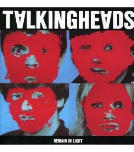 Remain In Light-1 CD