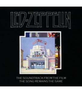 The Song Remains The Same-1 CD