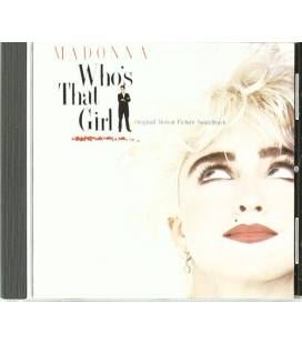 Who's That Girl (Madonna)-1 CD