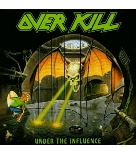 Under The Influence-1 CD