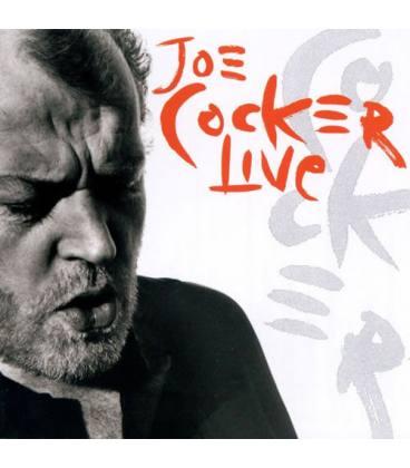 Joe Cocker Live-1 CD