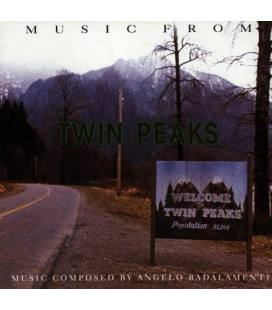 Twin Peaks-1 CD