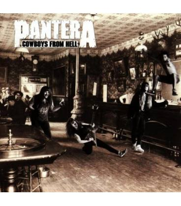 Cowboys From Hell-1 CD