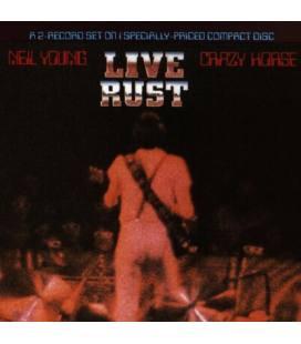 Live Rust-1 CD