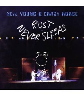 Rust Never Sleeps-1 CD