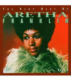 The Very Best Of Aretha Franklin - The 60's-1 CD