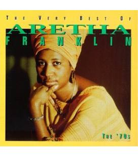 The Very Best Of Aretha Franklin - The 70's-1 CD