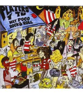 Hay Poco Rock & Roll-1 CD
