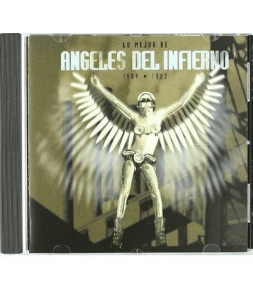 Lo Mejor De Angeles Del Infierno-1 CD
