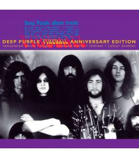 Fireball - 25Th Anniversary Edition-1 CD