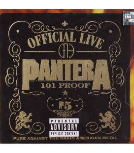 Official Live-1 CD