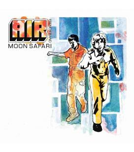 Moon Safari-1 LP