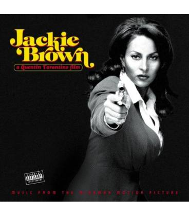 Jackie Brown-1 CD