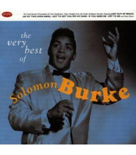 The Very Best Of Solomon Burke-1 CD