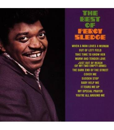 The Best Of Percy Sledge-1 CD