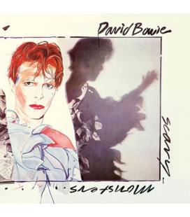 Scary Monsters-1 CD