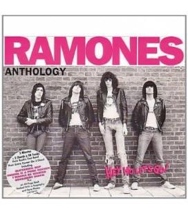 Hey Ho, Let's Go! The Ramones Anthology-2 CD