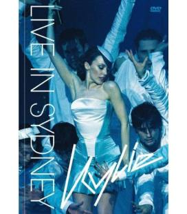 On A Night Like This Live Sydn-1 DVD