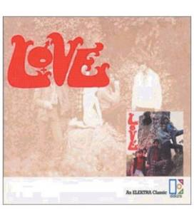 Love (Mono) Love (Stereo)-1 CD
