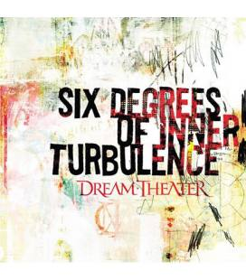 Six Degrees Of Iner Turbulence-2 CD