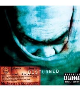 The Sickness-1 CD