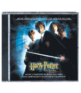 Harry Potter y La Cámara Secreta-1 CD