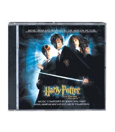 Harry Potter y La Cámara Secreta-1 CD