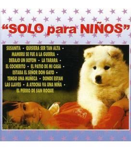 Solo Para Niños-2 CD