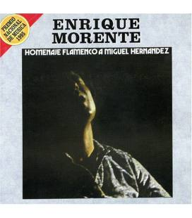 Homenaje Flamenco A Miguel Hernandez-1 CD