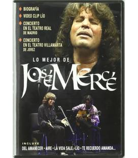 Lo Mejor De Jose Merce Amaray-1 DVD